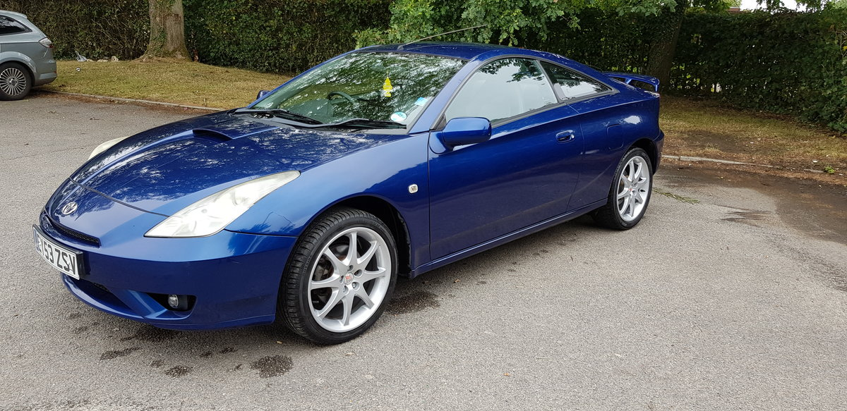 2003 Toyota Celica 1.8 T-Sport For Sale (picture 1 of 6)