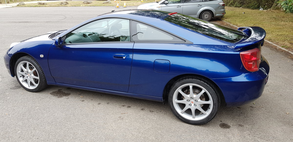 2003 Toyota Celica 1.8 T-Sport For Sale (picture 4 of 6)