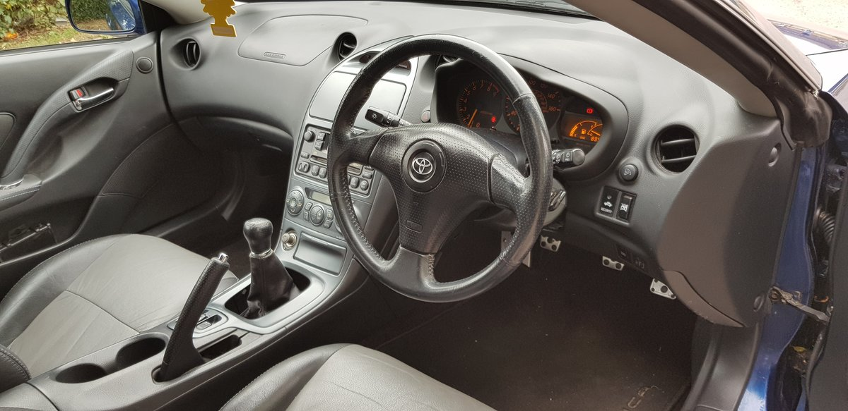 2003 Toyota Celica 1.8 T-Sport For Sale (picture 5 of 6)