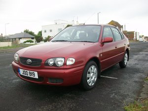 Picture of 2000 Toyota Corolla 1.4 VVTi 5Door