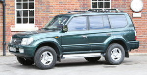 2002 Toyota Land-Cruiser Colarado For Sale by Auction