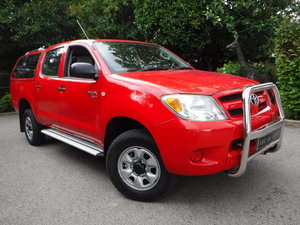 Picture of 2007 Toyota Hilux 2.5 D-4D HL2 Crewcab Pickup 4dr Diesel Manual  SOLD