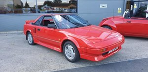 **OCTOBER ENTRY** 1986 Toyota MR2 For Sale by Auction