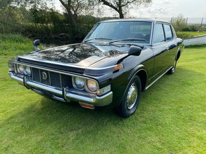 TOYOTA CROWN 1973 2.0 MANUAL MS60 * ONLY 70000 MILES * RETRO