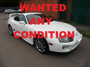1994 Mkiv toyota supra wanted in any condition