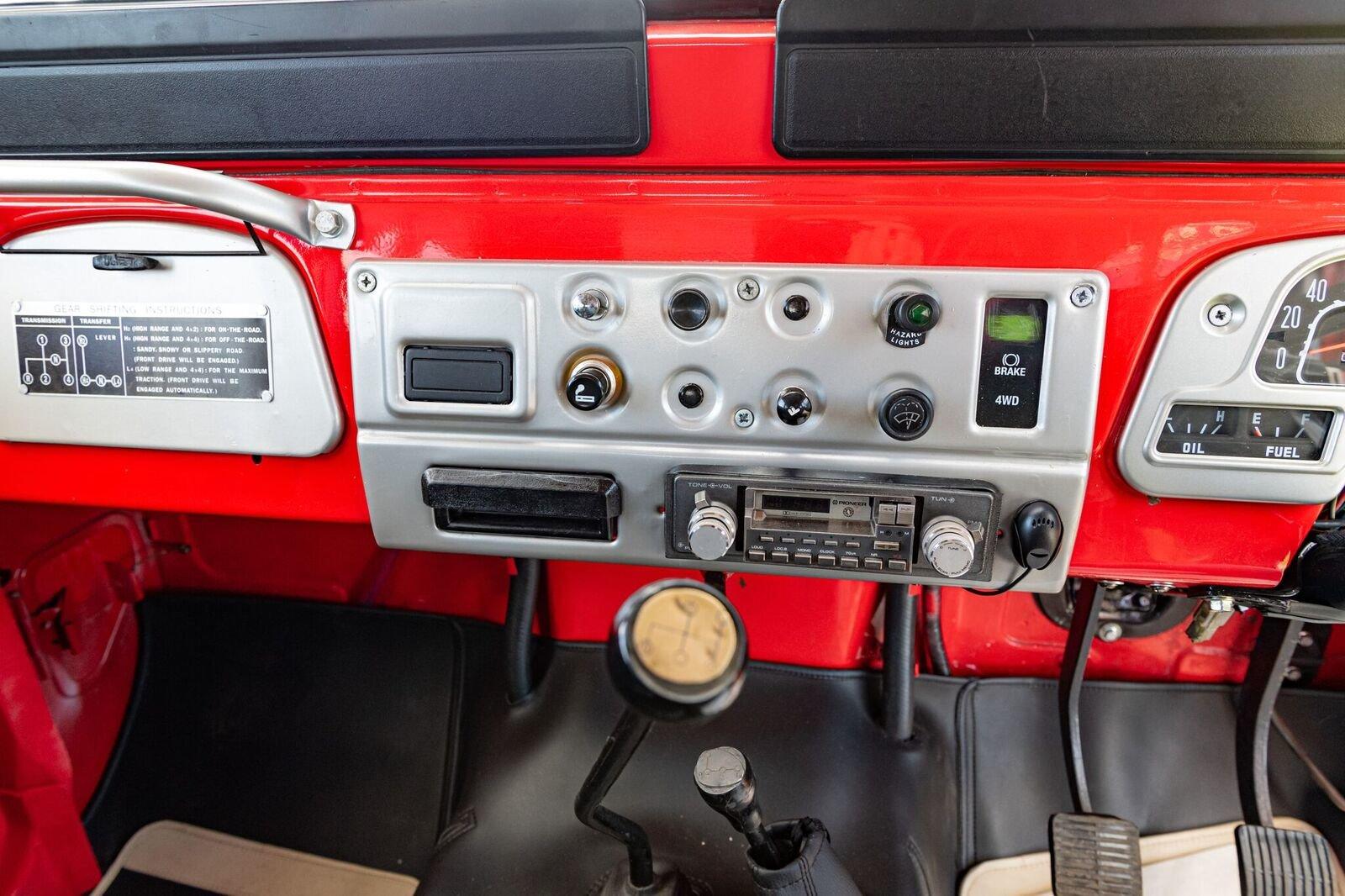 1983 Toyota FJ40 Landcruiser For Sale (picture 2 of 6)