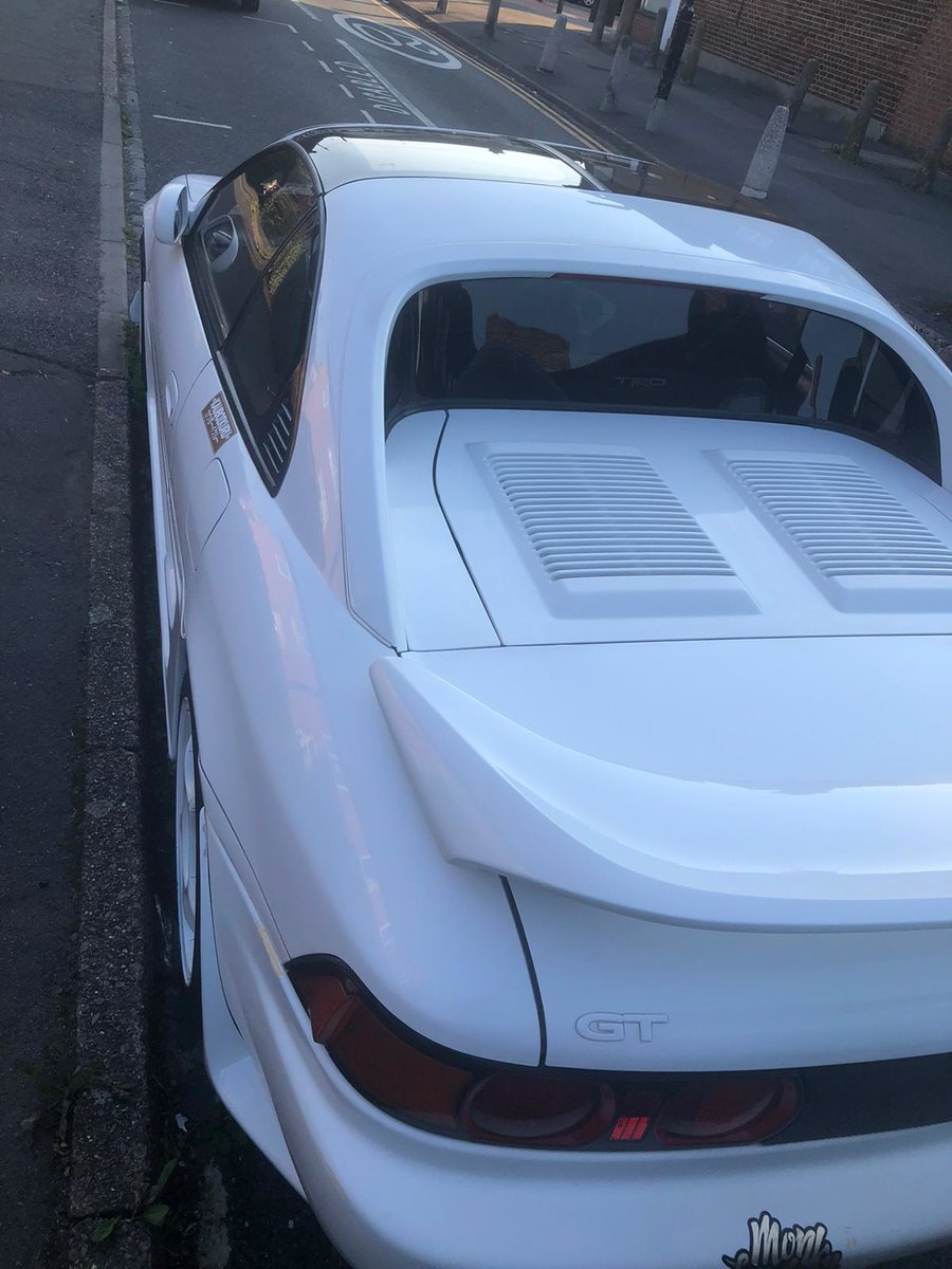 1994 MR2 Turbo rev 3 For Sale (picture 2 of 6)