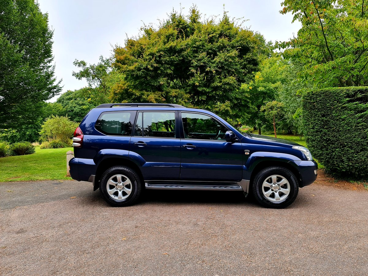 2005 Wow! blue toyota landcruiser lc5! low miles! For Sale (picture 3 of 6)