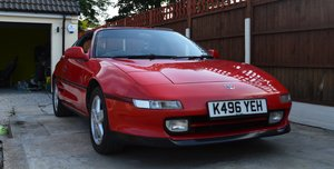 Picture of 1992 Toyota MR2 Mk2 GT T-bar