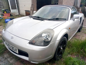 Picture of 2002 Toyota MR2 Roadster with MOT