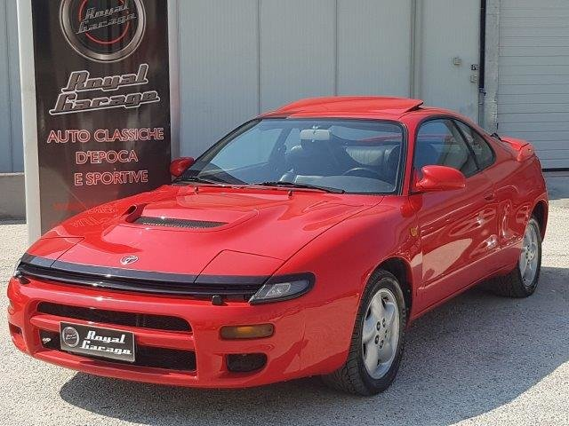 1992 TOYOTA CELICA 2.0I TURBO 16V 4WD-CARLO SAINZ-LIMITED EDITION For Sale (picture 1 of 6)