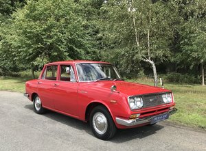Toyota Corona 1500 Deluxe - Sensational early UK example