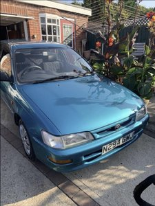 1996 Automatic Toyota Corolla 1.3 sport