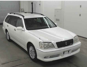 Picture of 2000 TOYOTA CROWN 2.5 INLINE 6 ENGINE ESTATE JDM