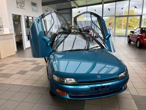 1993 TOYOTA SERA GULLWING w/AUTOMATIC -NEW PAINT & INTERIOR For Sale