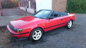 Picture of 1988 Toyota Celica ST162 Convertible Cabriolet For Sale