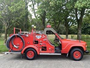 Toyota Landcruiser 60 Fire truck very low mileage