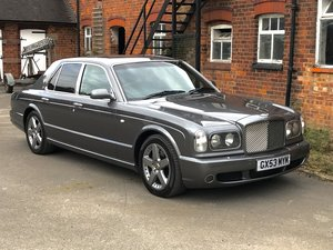 Picture of 2003 Bentley Arnage T SOLD