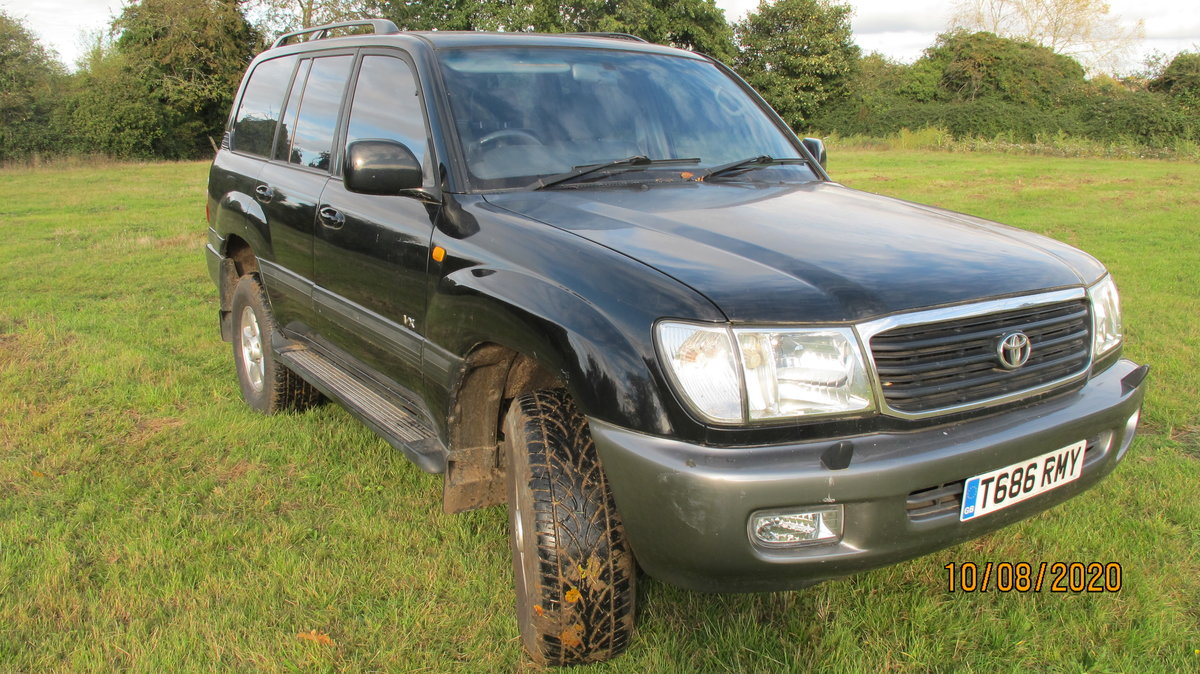 1999 Land Cruiser Well-sorted  vehicle For Sale (picture 1 of 6)