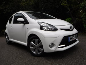 Picture of 2012 Toyota AYGO 1.0 VVT-i Fire 3dr SOLD