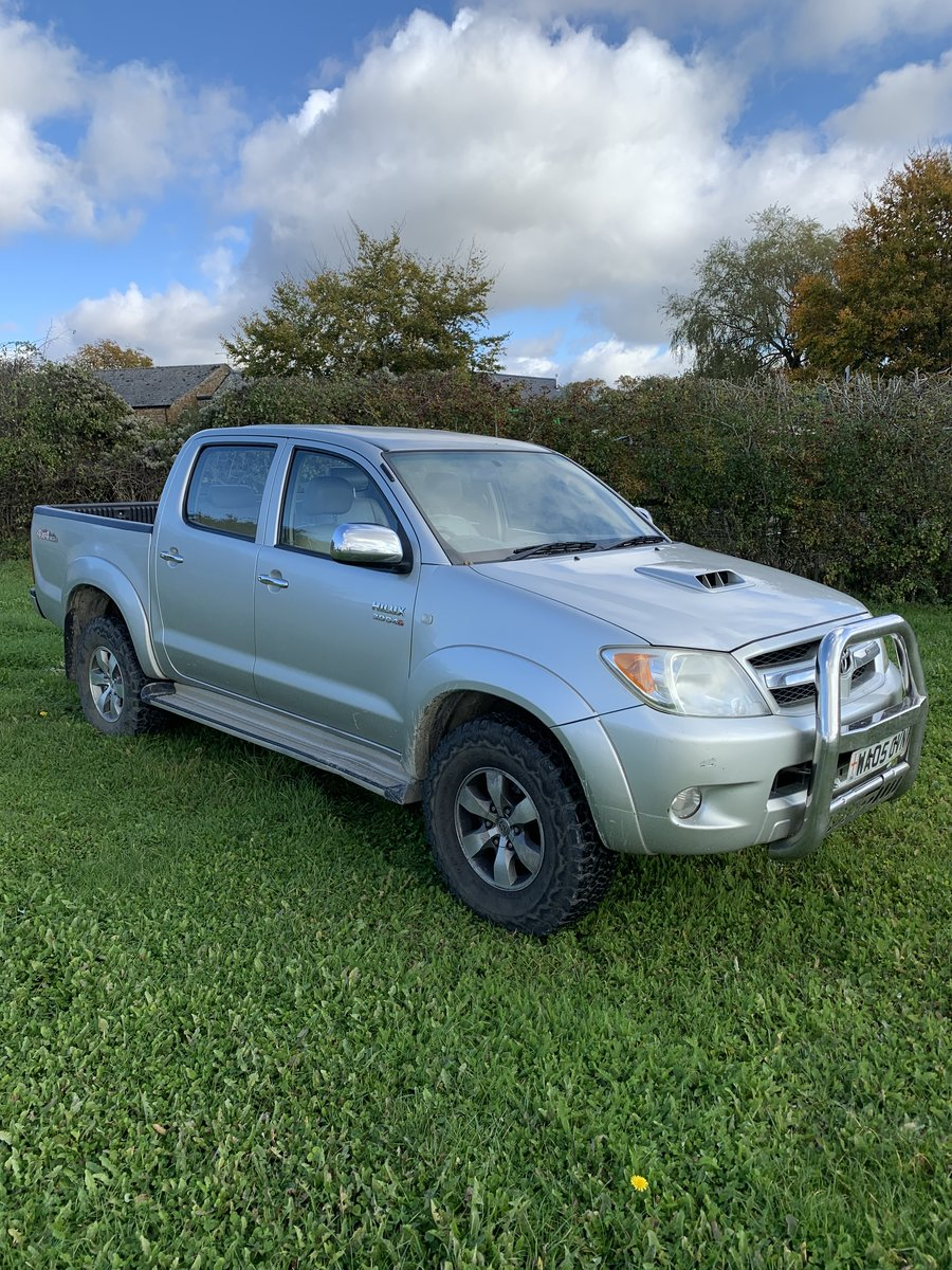 2005 Toyota Hilux For Sale (picture 1 of 6)