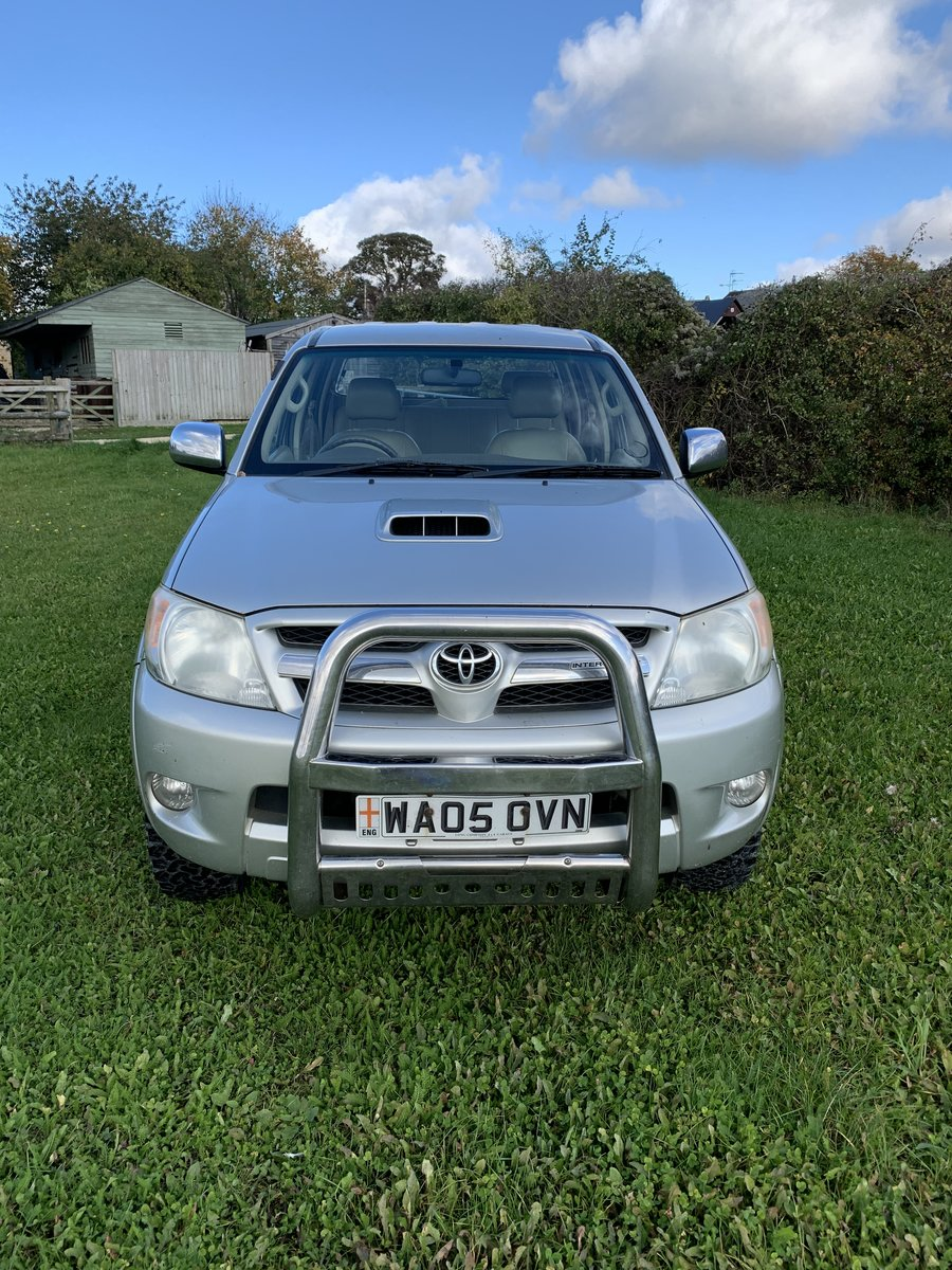2005 Toyota Hilux For Sale (picture 5 of 6)