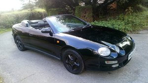 Toyota Celica 2ltr GT  6th Generation Convertible
