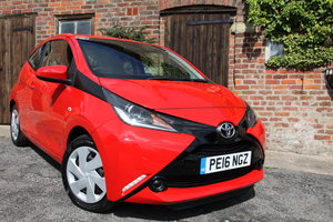Picture of 2016'16 Toyota Aygo 1.0 VVT-i X-Play 3dr FTSH, AC, £0 Tax