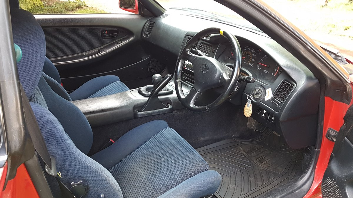 1992 Toyota MR2 Turbo Trials and Competition Car For Sale (picture 2 of 6)