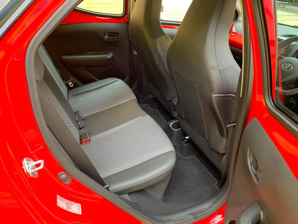 Toyota Aygo X-Pression 2015, 13,000 Miles For Sale (picture 6 of 6)