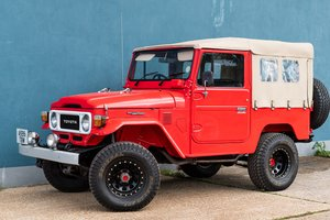 Picture of 1983 Toyota FJ40 Land Cruiser