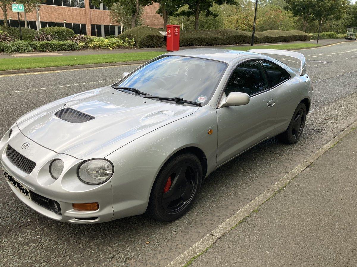 1995 Toyota celica (st 205) gt-four very rare classic