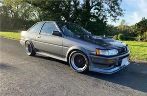 Picture of 1987 D-reg toyota corolla ae86 gt *turbo*