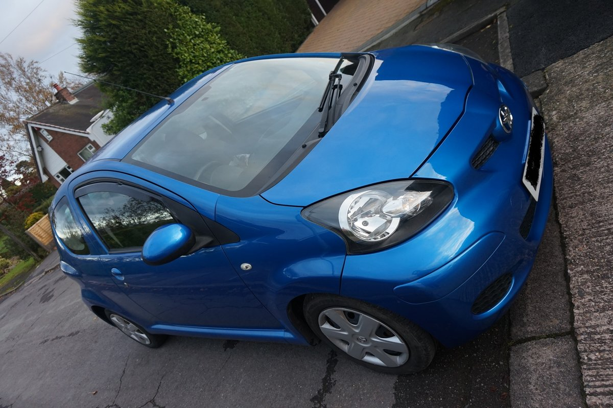 2011 TOYOTA AYGO For Sale (picture 2 of 6)