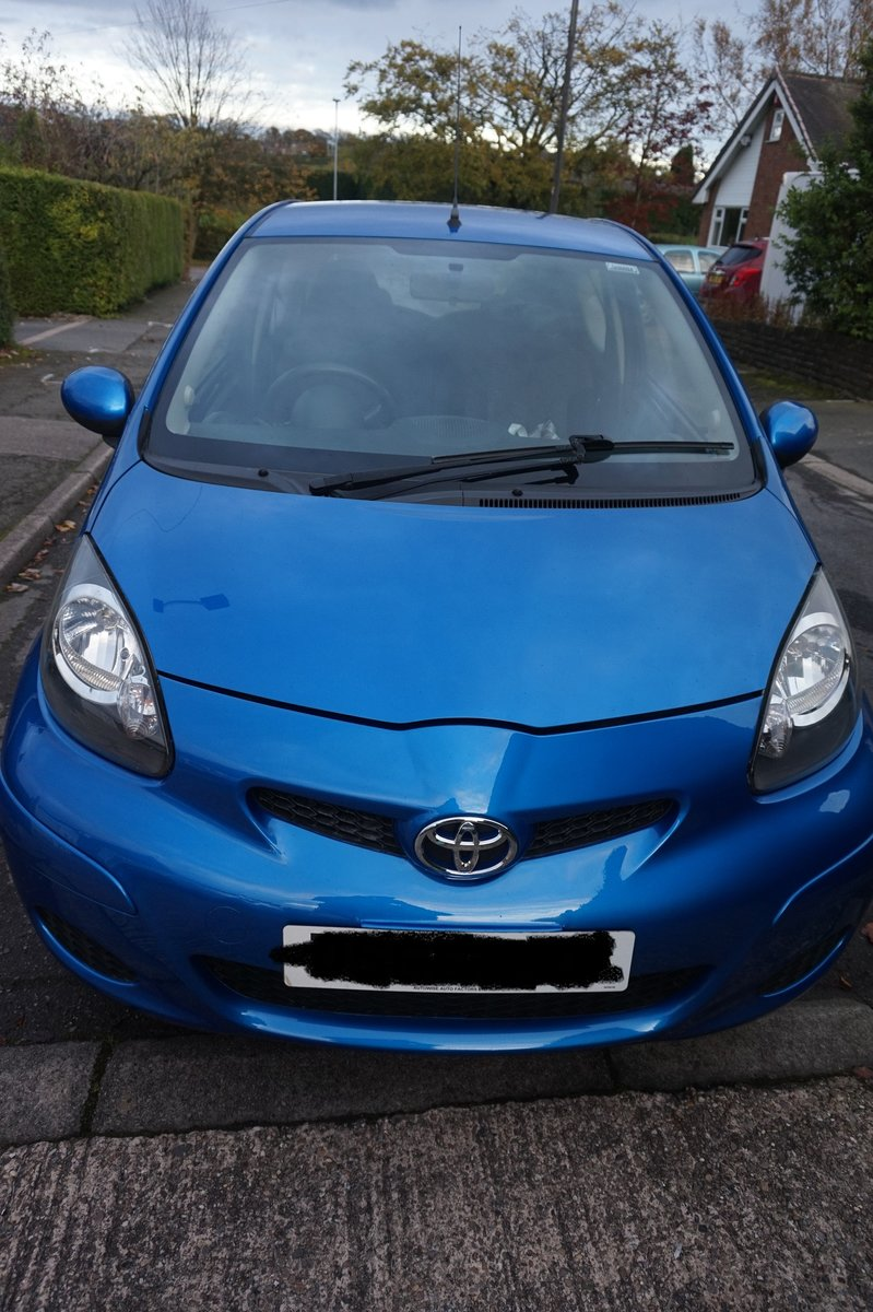 2011 TOYOTA AYGO For Sale (picture 3 of 6)