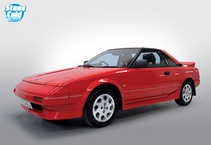 Picture of 1988 Toyota MR2 • 42 service stamps • Fully restored For Sale