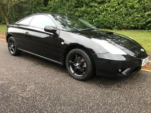 Picture of 2003 Toyota celica 1.8 vvti in stunning black metallic