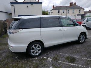 Toyota estima auto hybrid