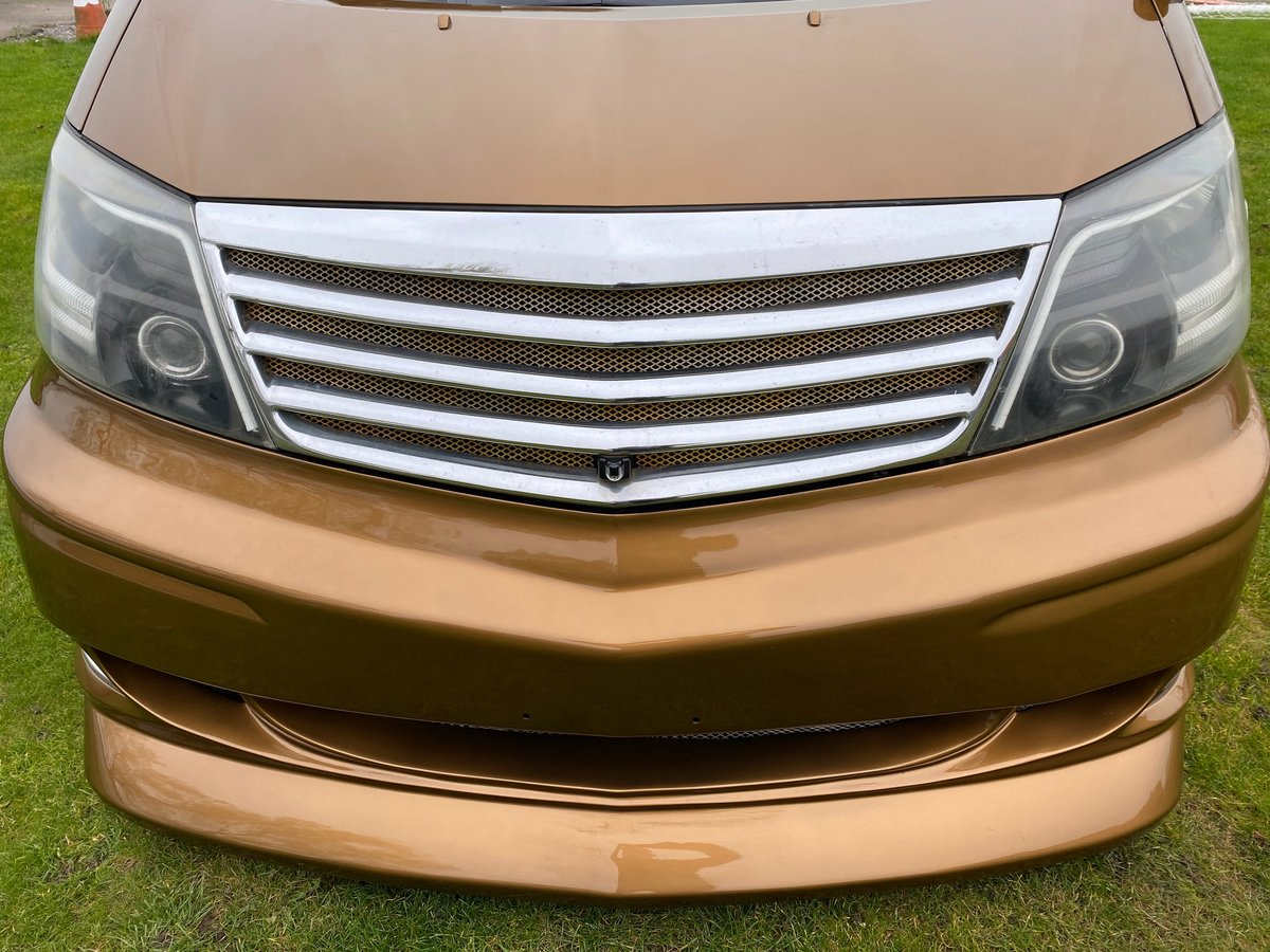 2006 TOYOTA ALPHARD CUSTOM WALD ART MUGEN BODY STYLE 2.4 AS AUTO SOLD (picture 3 of 6)