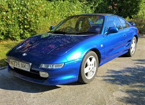 Picture of 1995 A lovely UK MR2 GT T-bar Rev3 in Caribbean Blue