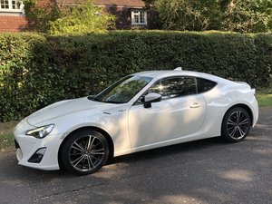 Picture of 2015 Toyota GT86 6 Speed manual