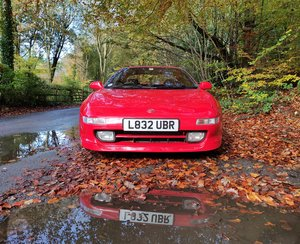 Picture of 1994 MR2 Turbo T-Bar Rev 3 Red