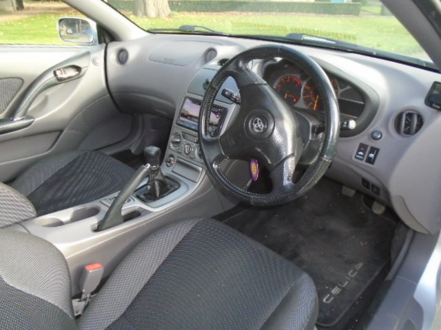 2001 Toyota Celica 1.8 VVTI For Sale (picture 3 of 6)