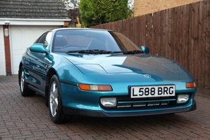 Toyota MR2 T Bar (UK Spec) Unmolested