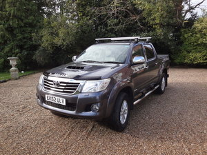 Toyota Invisable Crew Cab Auto with extras, Well cared for