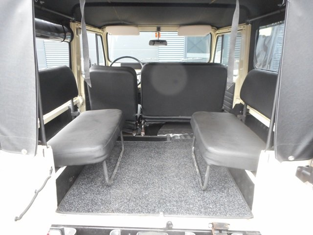 1978 TOYOTA LAND CRUISER FJ40 softtop petrol For Sale (picture 6 of 6)