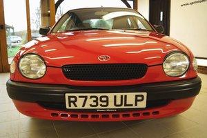 Picture of 1997 Pristine super low mileage 90s Toyota Corolla (e100) with AC SOLD