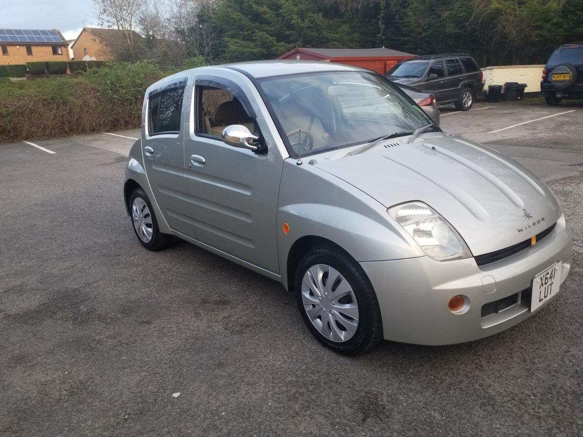 2000 Toyota Will VI Auto For Sale (picture 5 of 6)