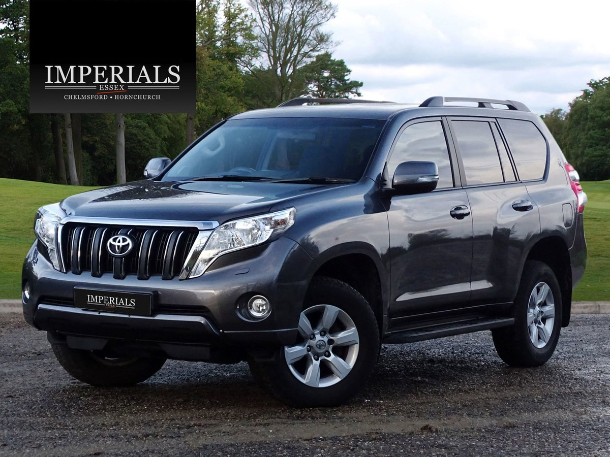 2017 Toyota LAND CRUISER For Sale (picture 1 of 18)