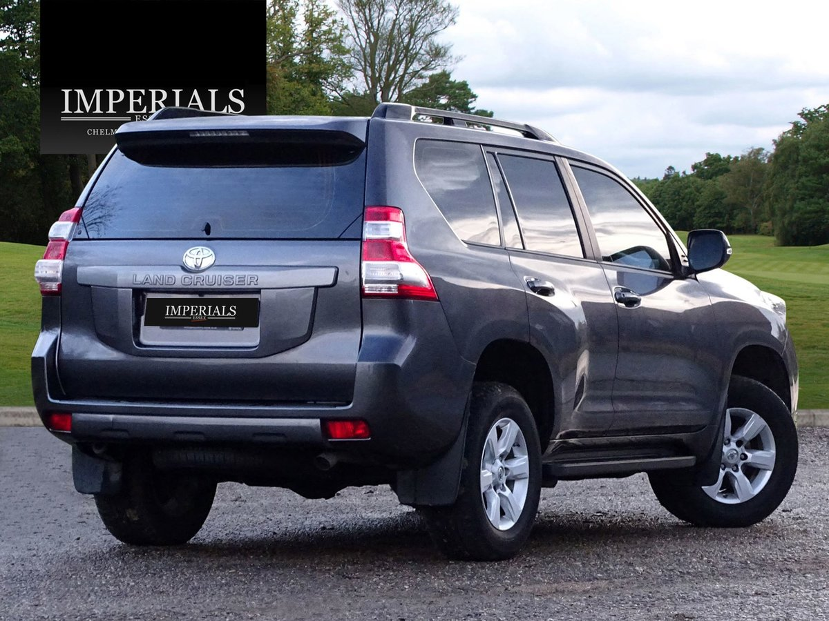 2017 Toyota LAND CRUISER For Sale (picture 5 of 18)